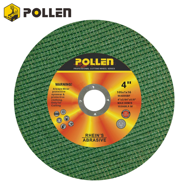 "4""x1mm Green Line Discs, Asian Market, Colorful Opitons"