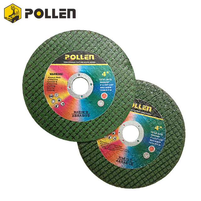 Inox Stainless Steel cutting disc 100mm to 250mm 25pack