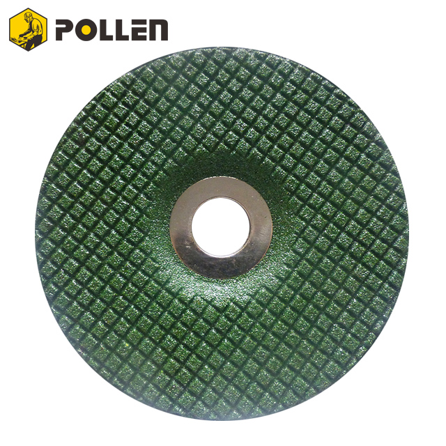 "Type 42, 4""x1/8""x5/8"", Flexible Grinding and Cutting Wheel"